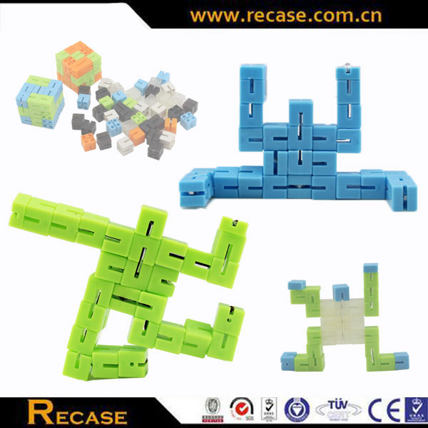 Intelligent robot toys and hobbies playing kids intellectual game