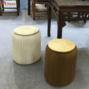 Ihpaper Brand Alibaba Express 2015 Folding Kraft Paper Hand Polish Chair From Factory