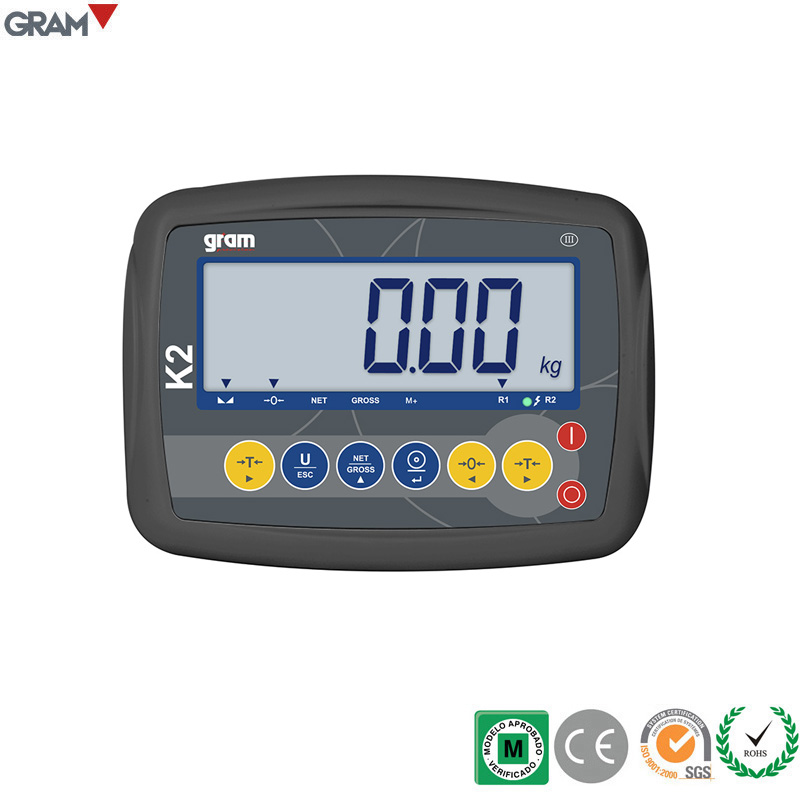 K2 Digital Weight Indicator with LCD Display