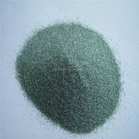 Abrasive material silicon carbide black and green for BD grinding wheel