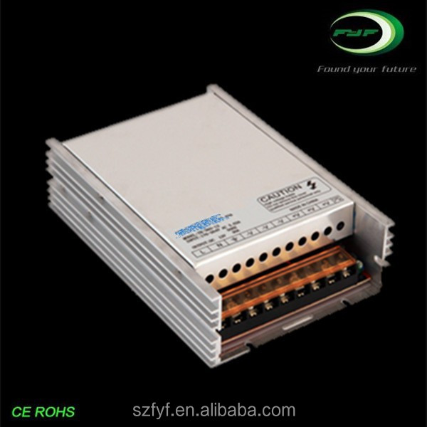 FYF High-Efficency Open Frame Industrial Switch Mode Power Supply / SMPS 12V 30A 360W LED Switching Power Supply