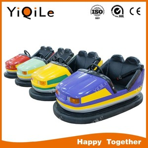 lovely outdoor playground kids electric toy bumper car