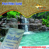 Pool Filter Sand Size 0.4mm-0.8mm