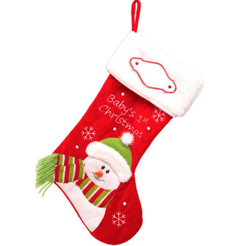 2018 christmas gifts personalized knit bulk mini christmas stockings bulk