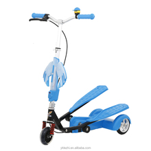 3 wheel music kick scooter for kids