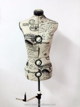 Mod.150(la) Hot Sale Dressmaker Female Adjustable Dress Form - Buy ...