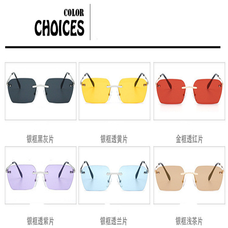 Smallest Frame Best Selling Products 2018 in USA Cat Eye Sunglasses