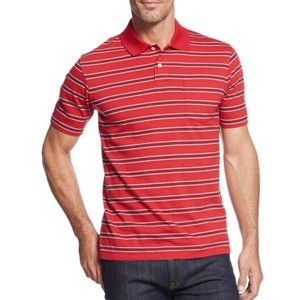 GARMENT INDUSTRY LEADING cheap mens stripe polo t-shirt