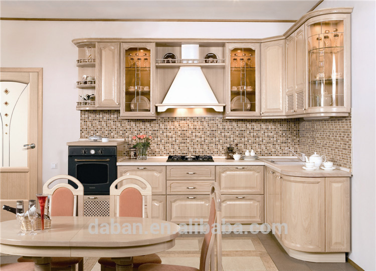 Aluminium Kitchen Cabinet Design/kitchen Cabinet Pvc Countertop ...