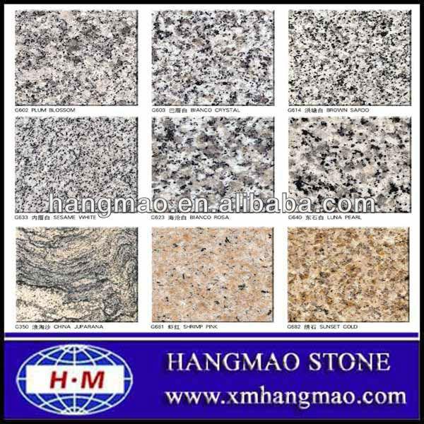 China G603 Granite Carb Stone