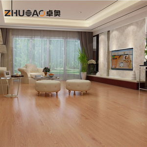 Luxury vinyl plank flooring click lock interlocking floor system
