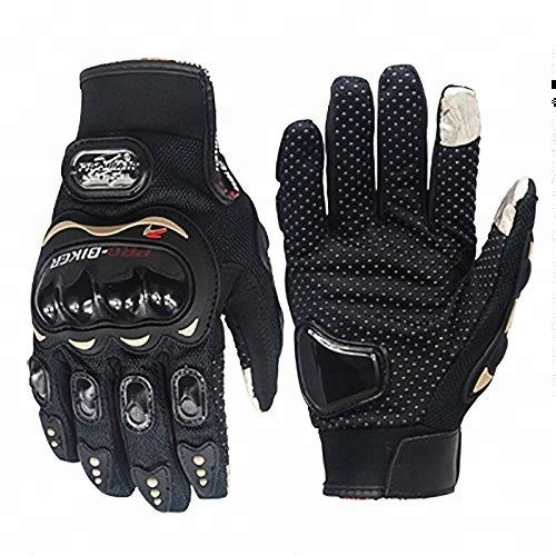 waterproof Motorbike Motocross Non Slip racing motorcycle 3d sport leather pro-biker gloves