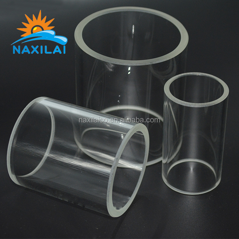 Large Acrylic Cast Tube