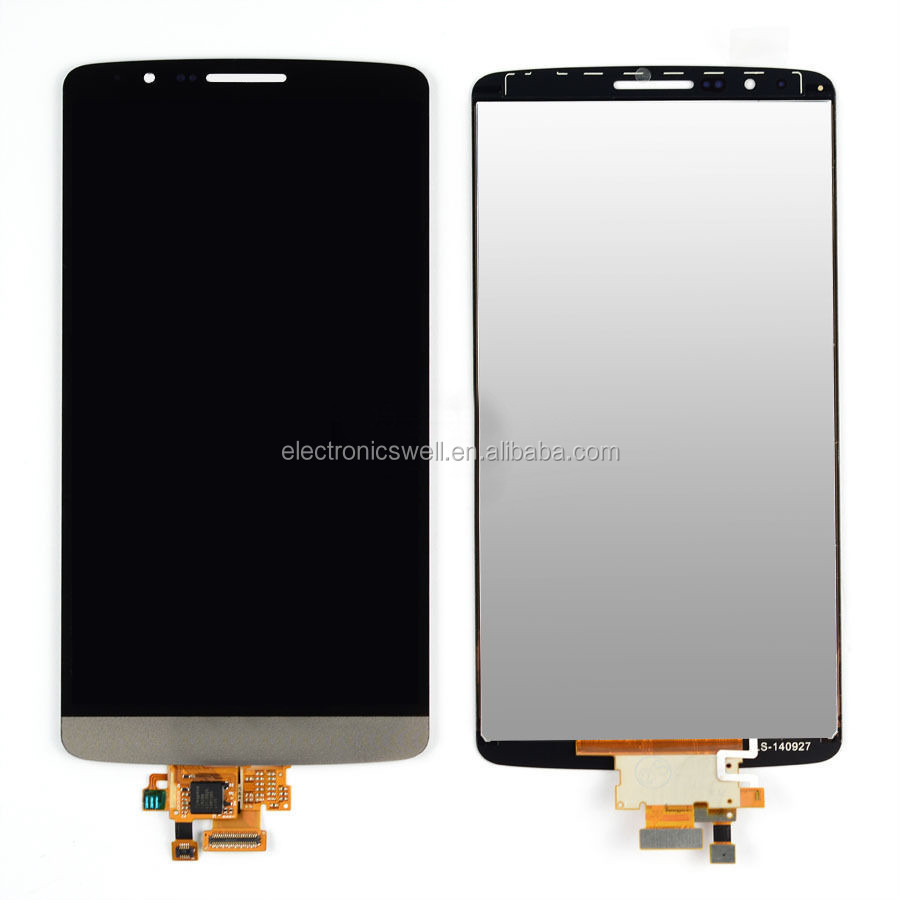 Best Price LCD Screen Display With Digitizer Touch Panel, LCD Assembly For LG G3 D850 D851 D855 VS985