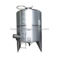 304 stainless steel wine tank for winery and brewery beer brewing equipment