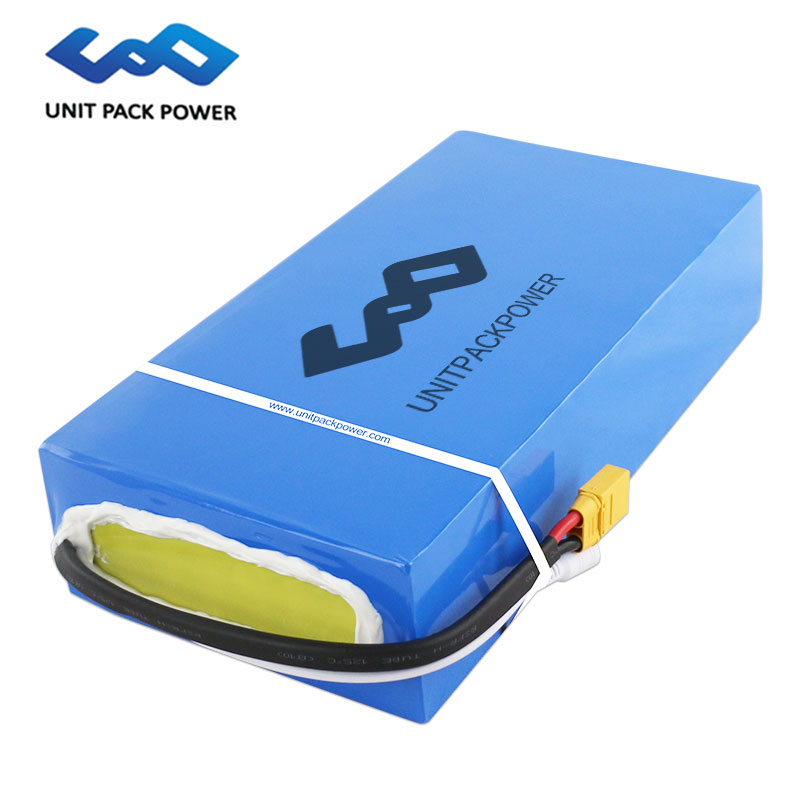 Super Power PVC Waterproof 60V Scooter battery pack 60v 20ah Lithium battery with 67.2v 2A charger for 2000W Motor