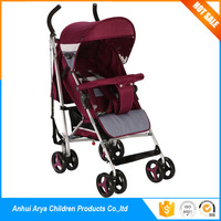 Light and comfortable Cheap china high landscape baby stroller pushchair purple car seat stroller combo With Carriage Prices