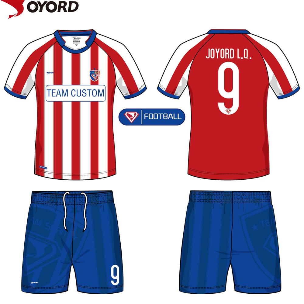 Design your own football jersey t-shirt - Wholesale Custom Men Football Kit Design Your Own Soccer Jersey
