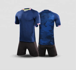 376a57dc7 2018 new customize Blank Design shirt maker soccer club thailand quality new  model football jersey