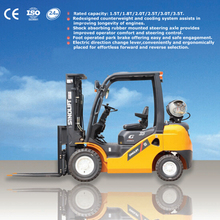 High-level Configuration! CPYD-G Series 1.5-3.5T Gasoline/LPG Dual Fuel Forklift Truck