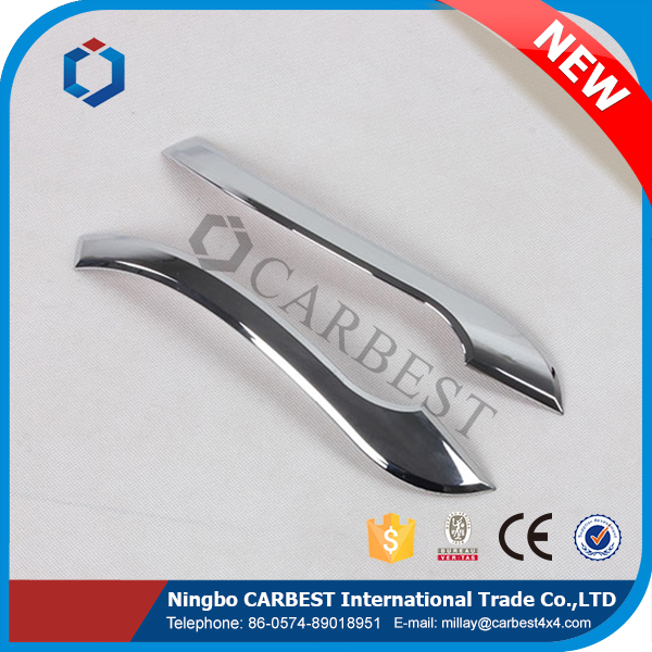 High Quality New ABS Chrome Side Mirror Cover Chrome Mirror Cover for Kia Sportage R 2014