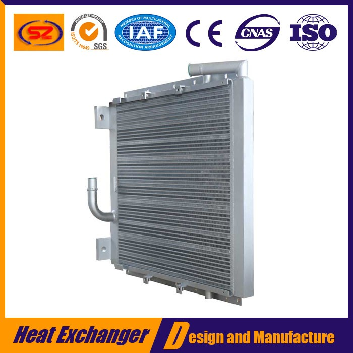 factory prices brazd plate fin plate heat exchanger