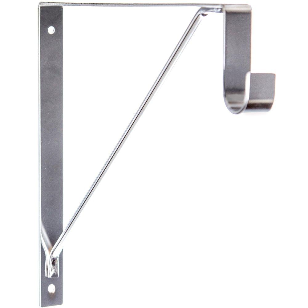 Closet Rod And Shelf Support Bracket