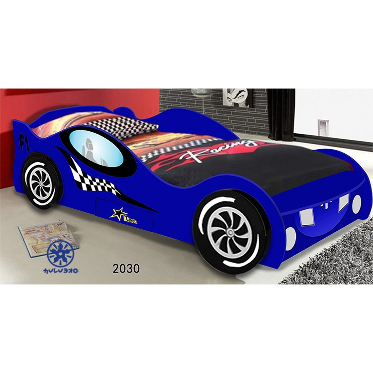 latest new picture of designer children car bedcartoon picture blue car bed furniture sets for children bedroom buy car bedbed furniture