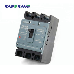 Factory outlets SMS7-400 ingenious manufacture durable circuit breaker daftar harga 125amp sezc mccb