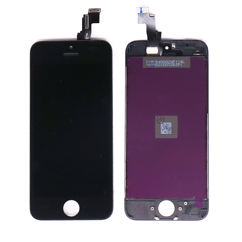 100% Brand New Para o iphone 5S 6 4S 5C Display LCD Touch Screen Assembléia LCD Para iPhone Tela 5C