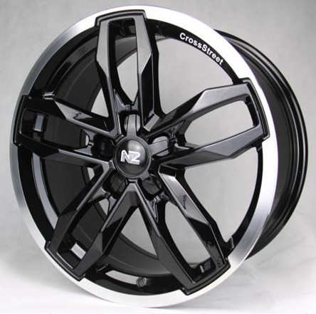 high performance car alloy wheels rims 18 inch fits audi vw in rims accessories from. Black Bedroom Furniture Sets. Home Design Ideas