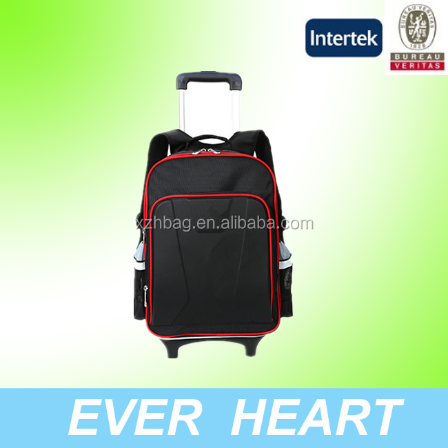 2015 Xiamen fashion business trolley bag carry-on luggage case