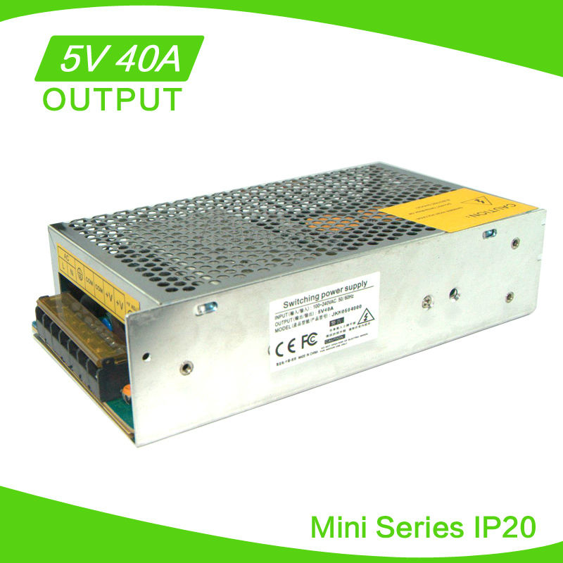 switch mode power supply 5v40a