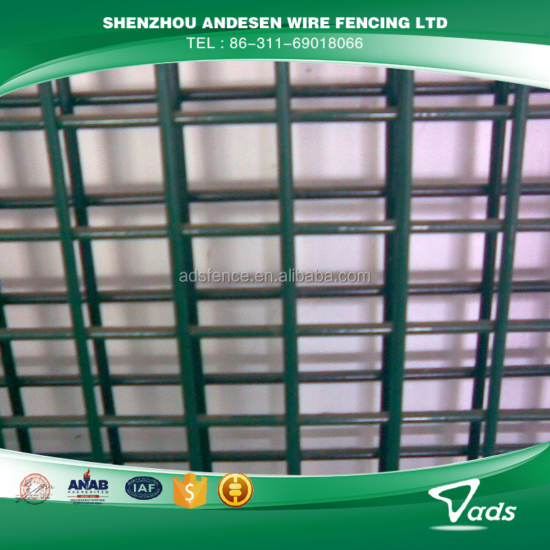 2x2 Galvanized Welded Wire Mesh For Fence Panel, 2x2 Galvanized ...
