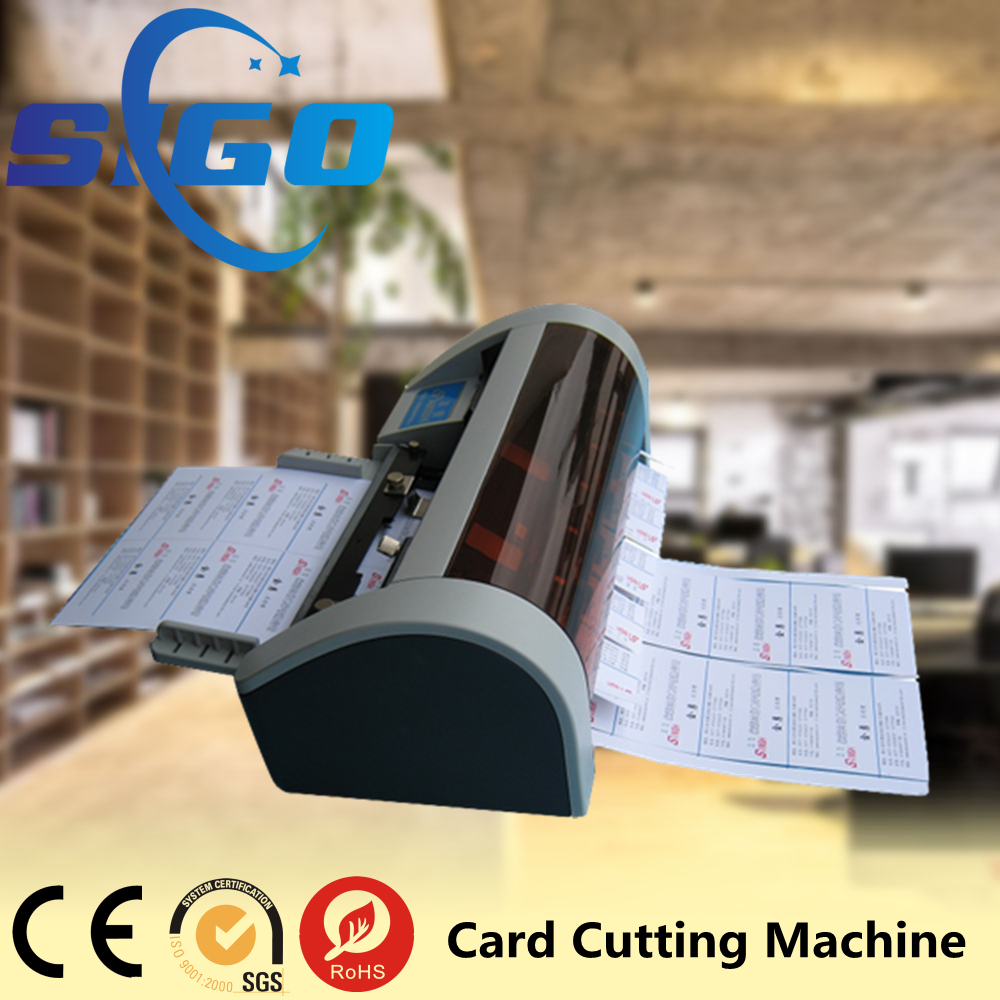 China Electric Business Card Cutter, China Electric Business Card ...