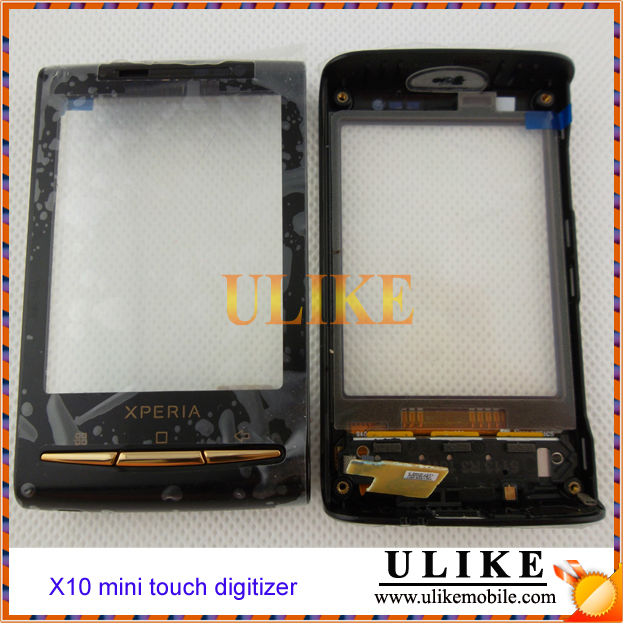 touch for Sony Ericsson X10 mini Touch Digitizer Screen
