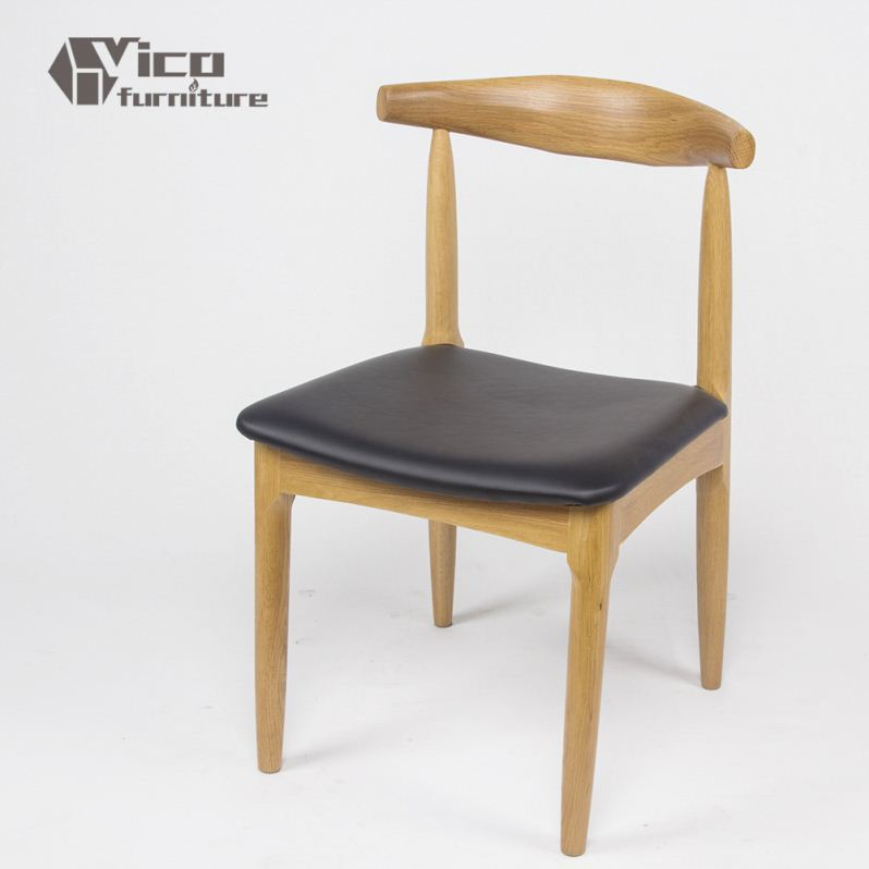 made in China best price famous design by master designer solid oak material popular wood arm chair
