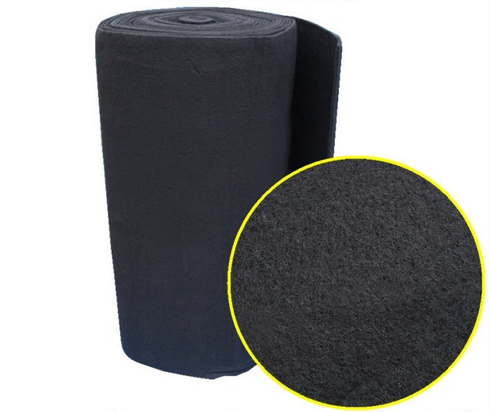Manufacturing Activated Carbon Air Filter Material