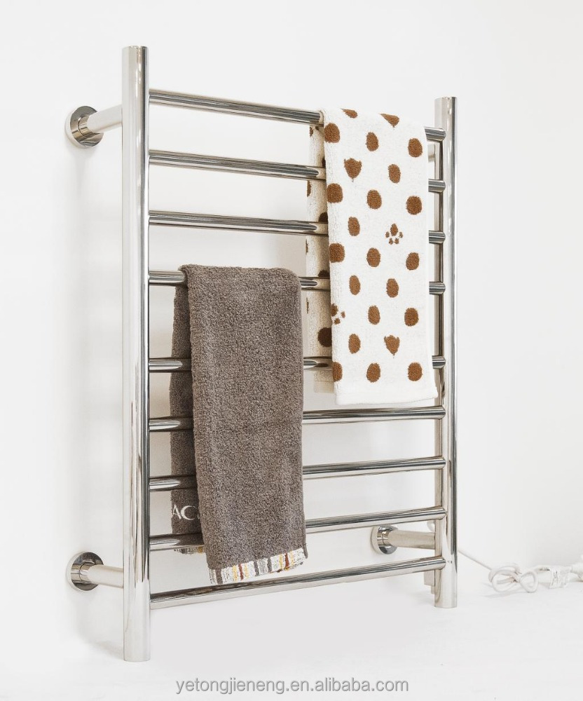 Towel Wine Rack Holder Wall Mount Metal Bottle Storage