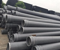 Factory supply PVC - U water Pipe for Water Supply Price