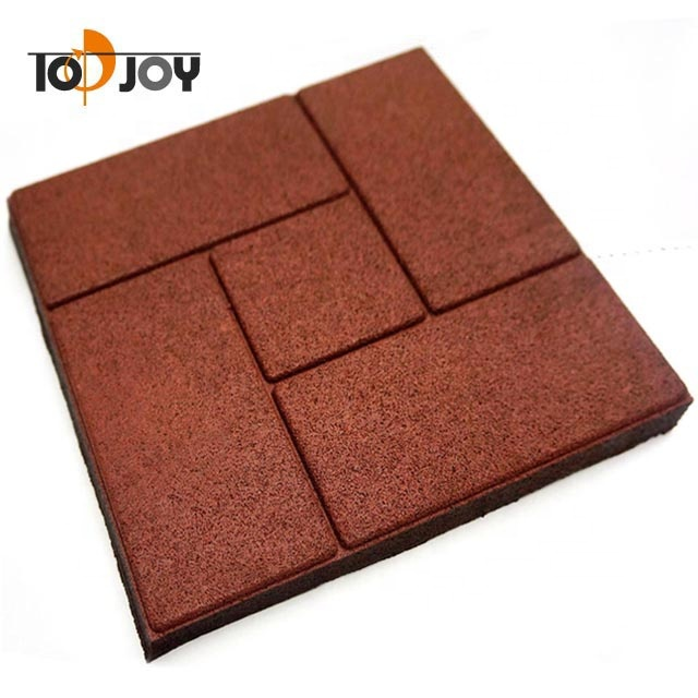 20mm Thickness Rubber Floor Tile for Horse Stable Rubber Stable Mat