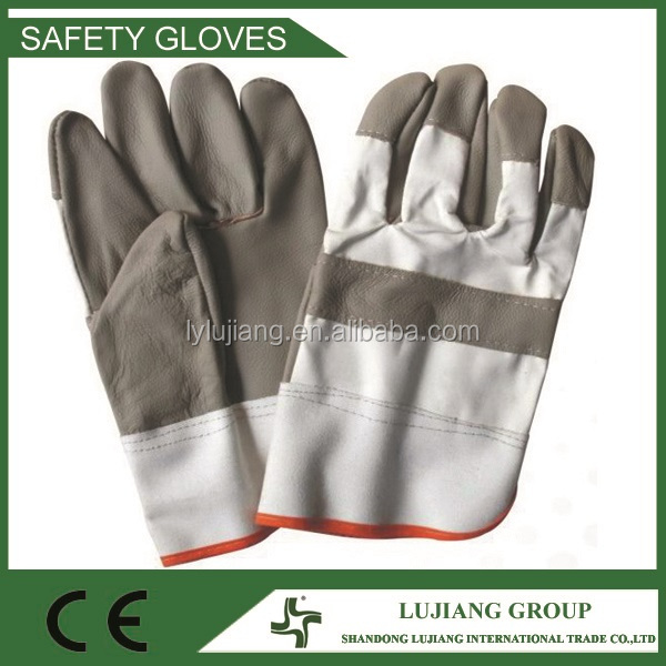 LJ-XB06 Driver Gloves, Pakistan | Goat skin leather Driver Gloves | Cowhide leather driver working safety glove