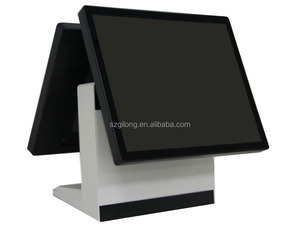 "Big Size 17"" Touch Screen Cash Register"