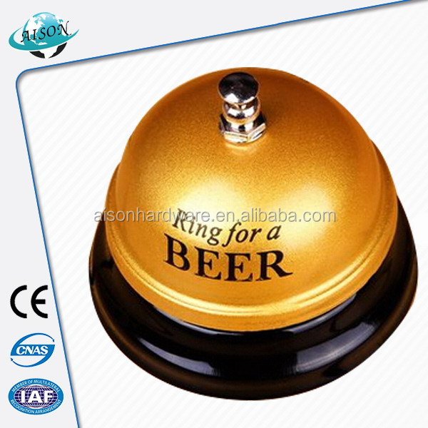 China supply most popular new design small table call bell
