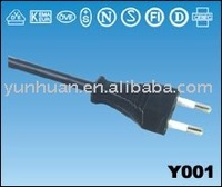 Sell European Style VDE Standard Power Supply Cord