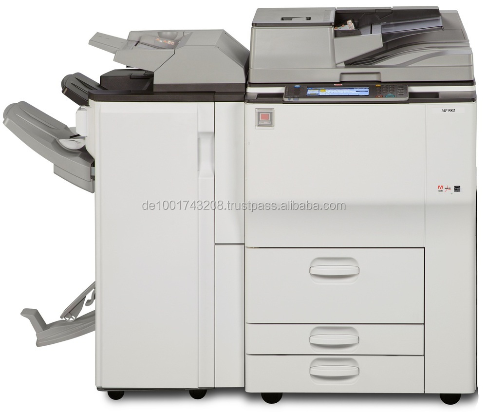 Ricoh Aficio MP 6002 7502 9002 / Copier Copiers