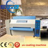 12/18/24 Inches Desktop UV Coating Machine with Max Coater Thickness 5mm
