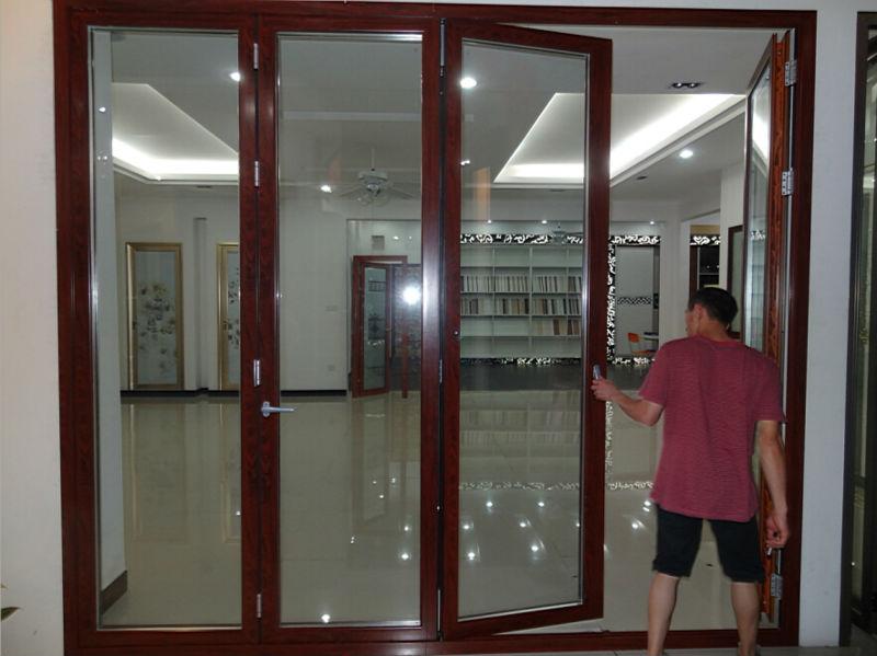 Kinlong Hardware Economic Folding Interior Doors Priceseconomic