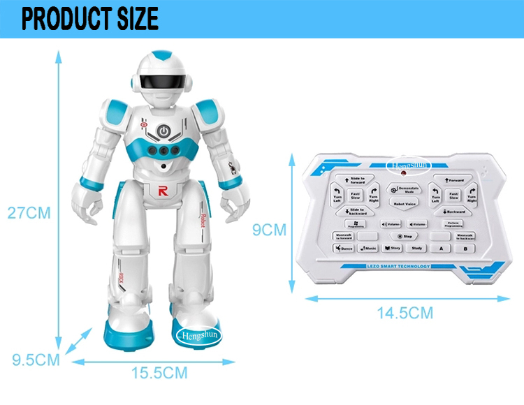 New arriving education intelligent programmable humanoid robot for sale