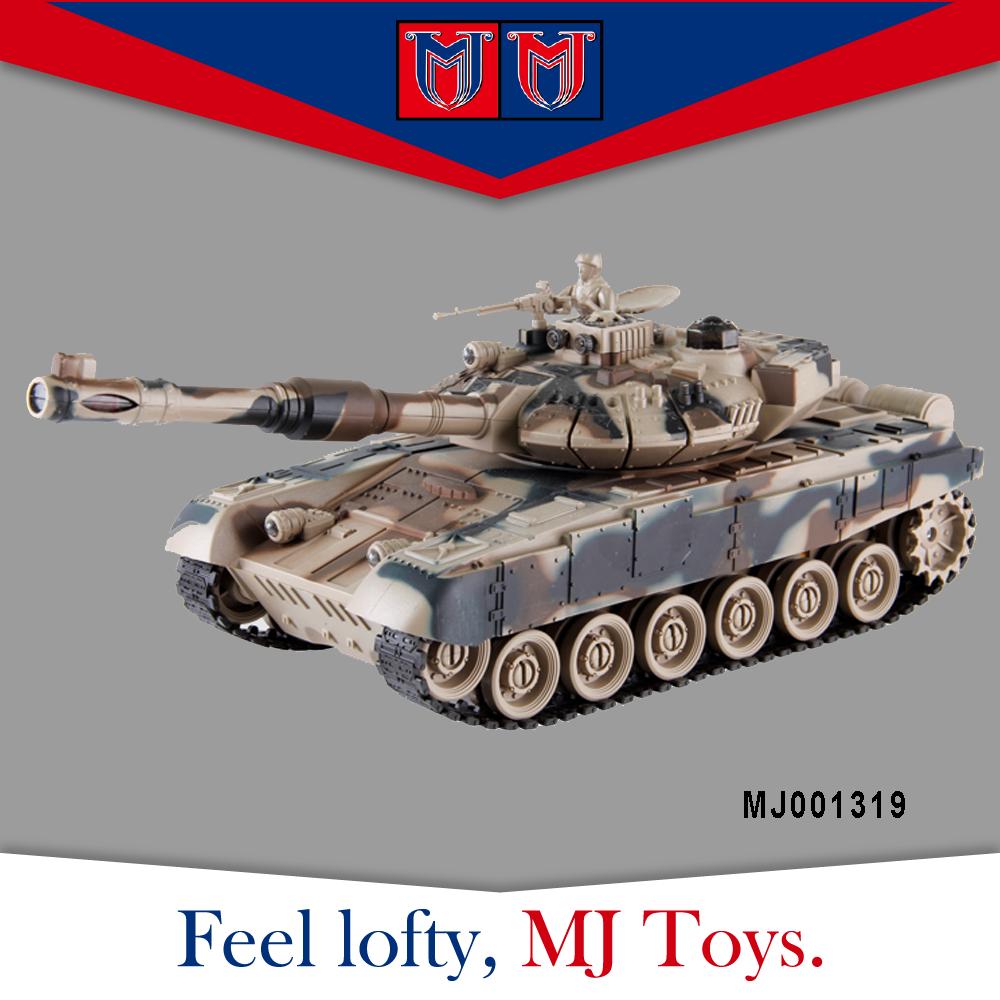 Radyo kontrollü tanklar - çocuklar ve yetişkinler için ilginç bir oyuncak